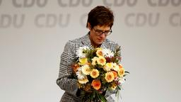 Kramp-Karrenbauer | Bildquelle: REUTERS
