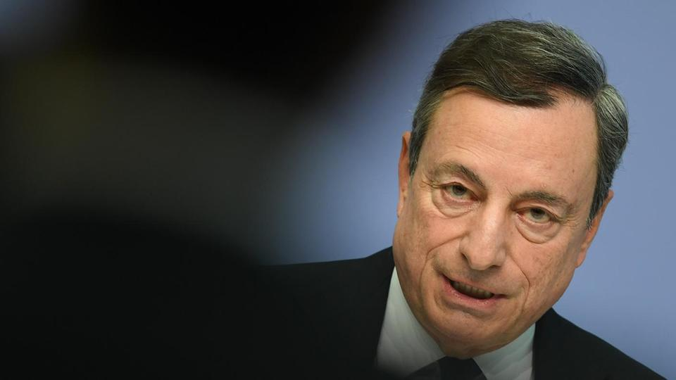 EZB-Chef Mario Draghi