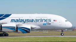 Malaysia Airlines A380 100