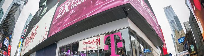T-Mobile Laden in New York