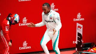 Lewis Hamilton am Hockenheimring  | Bildquelle: Getty Images