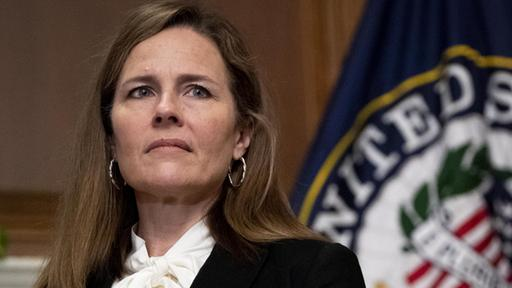 Die Juristin Amy Coney Barrett | dpa