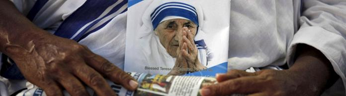 Mutter Teresa | Bildquelle: REUTERS