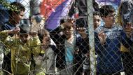 Lesbos, Moria Camp, Kinder