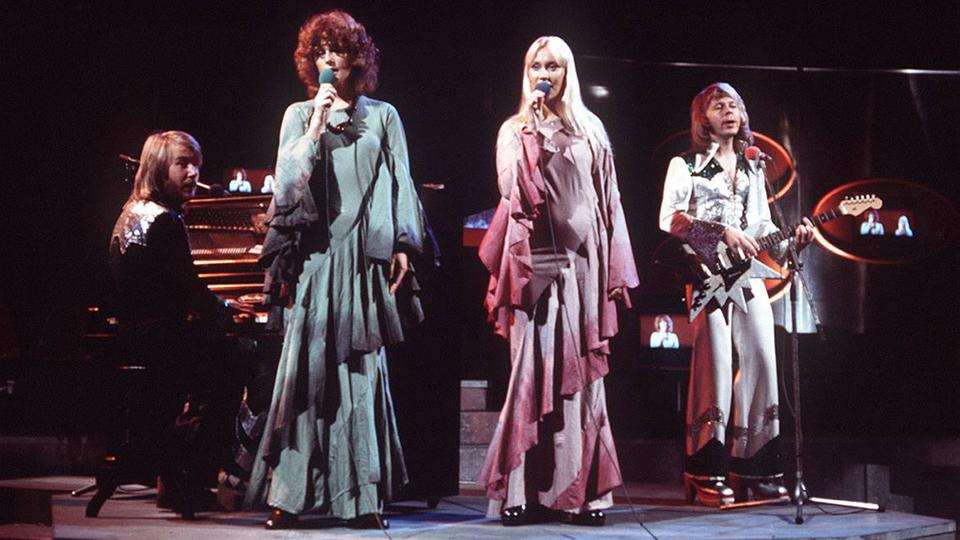 Abba in den 70er Jahren | Bildquelle: imago/United Archives