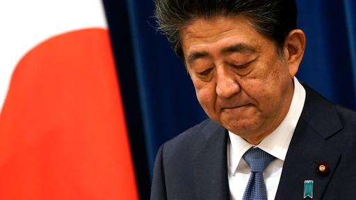 Shinzo Abe | AFP