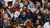 Demonstranten in Ägypten