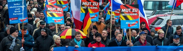 AfD-Demo Ende November in Schwerin