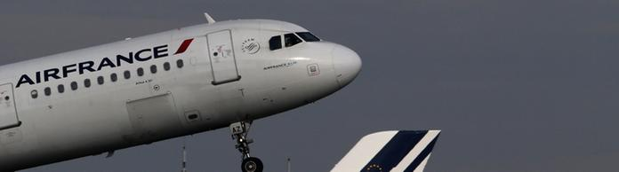 Airbus A321 von Air France  | Bildquelle: REUTERS