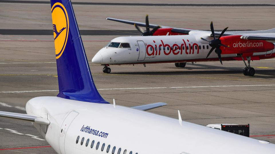 Air Berlin | Bildquelle: AFP