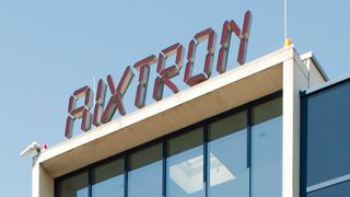 Aixtron in Herzogenrath | Bildquelle: picture alliance / Rainer Hacken