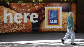 Aldi-Filiale in London (Archivbild)