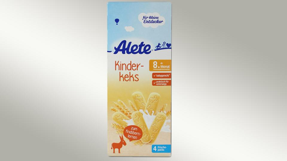 Alete Kinderkeks | Bildquelle: foodwatch