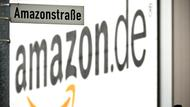 Das Amazon-Logistikzentrum in Rheinberg.