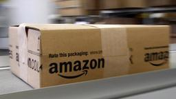 Paket von Amazon | Bildquelle: REUTERS
