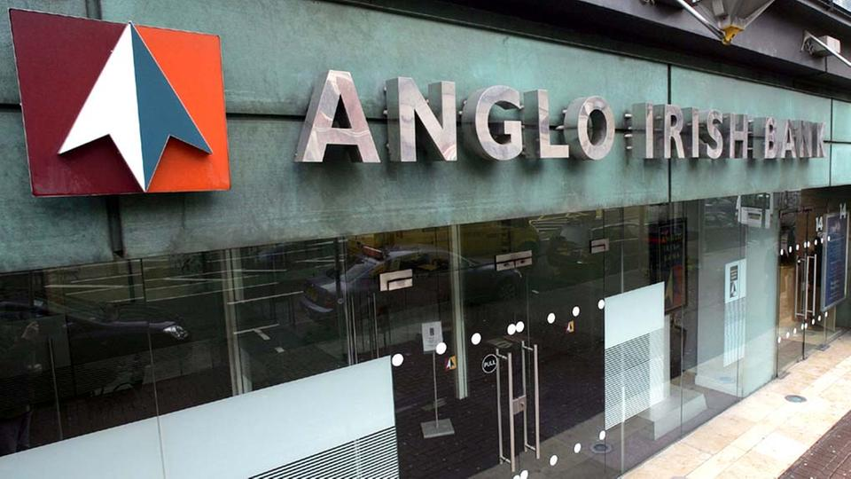 Filiale der Anglo Irish Bank | null