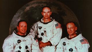 "Crew der ""Apollo 11"""