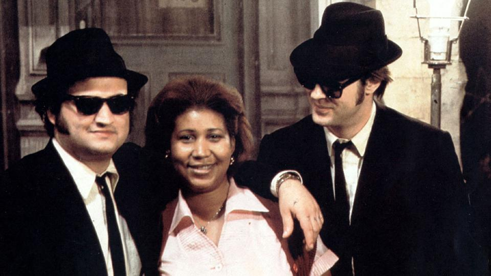 Aretha Franklin | Bildquelle: picture-alliance / Mary Evans Pi