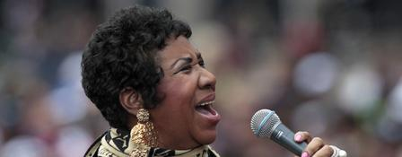 Aretha Franklin - eine Karriere in Bildern | Bildquelle: picture alliance / dpa