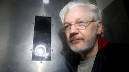 Julian Assange | Bildquelle: REUTERS