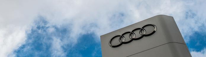 Audi in Ingolstadt | Bildquelle: picture alliance / dpa