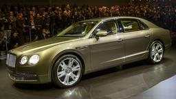 Autosalon in Genf:  Flying Spur Bentley