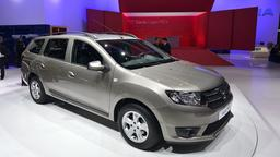 Autosalon in Genf: Dacia Logan MCV