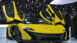 Autosalon in Genf: McLaren