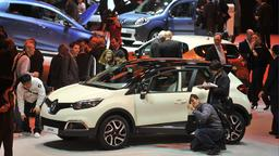 Autosalon in Genf:  Renault Captur