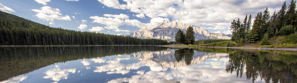 Banff-Nationalpark in Kanada | Bildquelle: picture alliance / imageBROKER