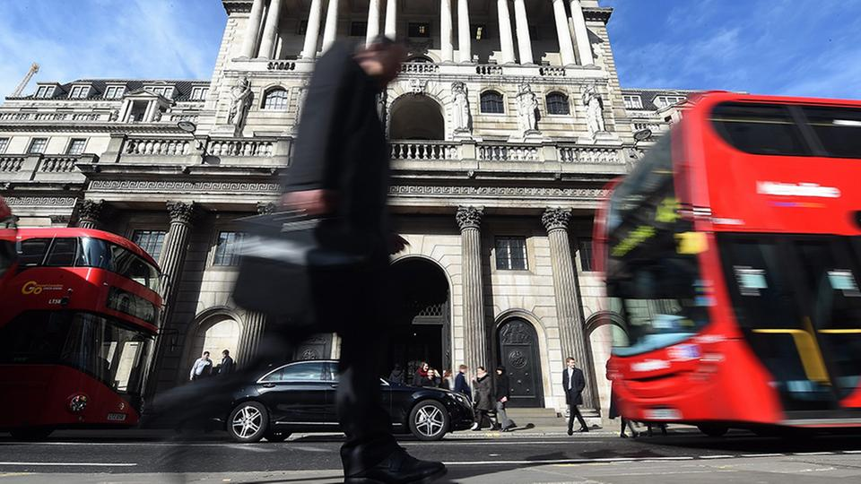 Bank of England | Bildquelle: dpa