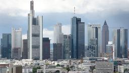Bankenviertel in Frankfurt am Main | Bildquelle: picture-alliance/ dpa