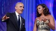 Barack und Michelle Obama (Archivfoto vom September 2016)