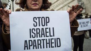 BDS-Proteste in Rom | Bildquelle: picture alliance / Pacific Press