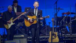 Lyle Lovett spielt in Texas | Bildquelle: AFP