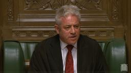 John Bercow | Bildquelle: UK PARLIAMENTARY RECORDING UNIT/