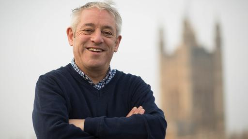 Ex-Speaker Bercow in London | dpa