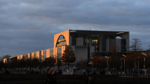 Kanzleramt in Berlin | REUTERS