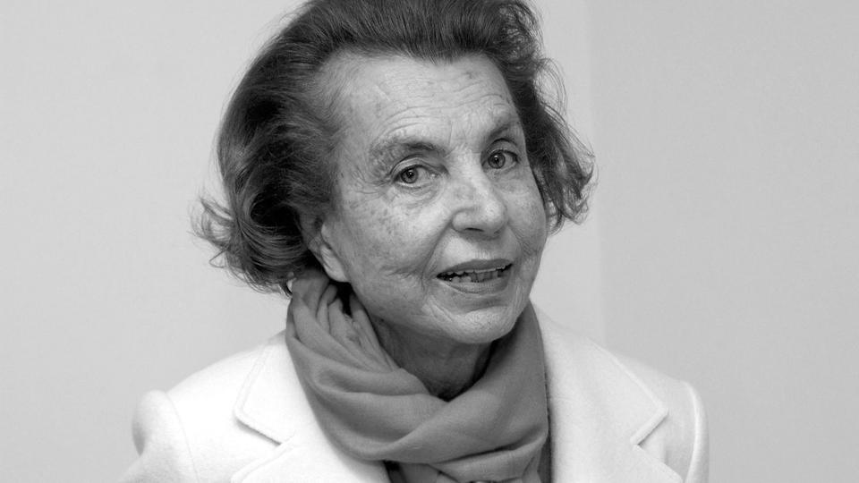 Liliane Bettencourt | Bildquelle: picture alliance / dpa