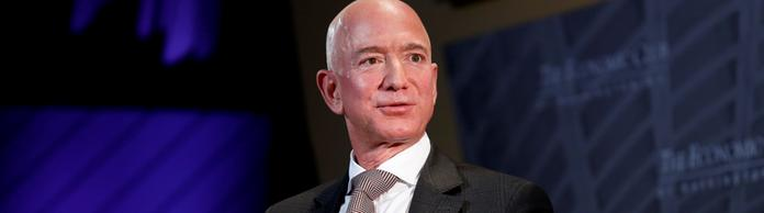 "Amazon-Gründer und ""Washington Post""-Besitzer Jeff Bezos 