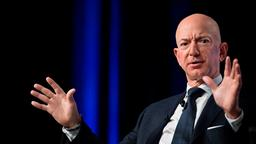 Amazon-Chef Bezos | Bildquelle: AFP