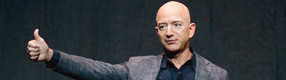 Amazon-Chef Bezos macht Kasse