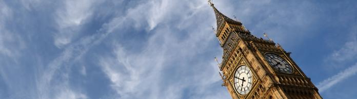 Uhrturm Big Ben in London | Bildquelle: REUTERS