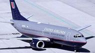 Boeing der United Airlines
