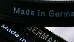 "Gütesiegel ""Made in Germany"""