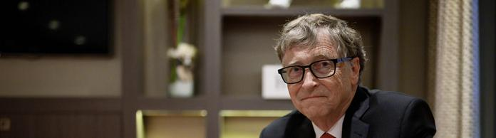 Bill Gates | Bildquelle: AFP
