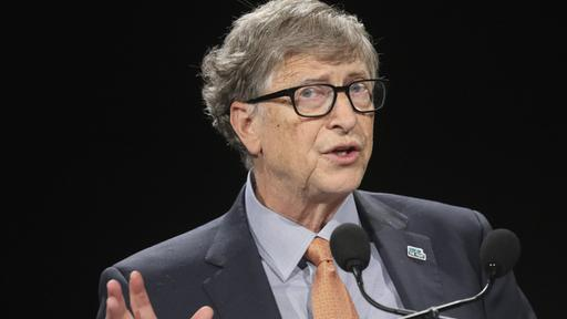 Bill Gates | AP