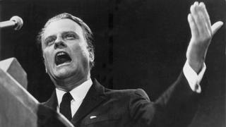 Billy Graham (Archivbild) | Bildquelle: picture-alliance/ dpa