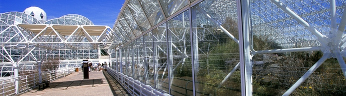 Wissenschafts Center Biosphere 2 in Arizona | Bildquelle: picture alliance / Bildagentur-o