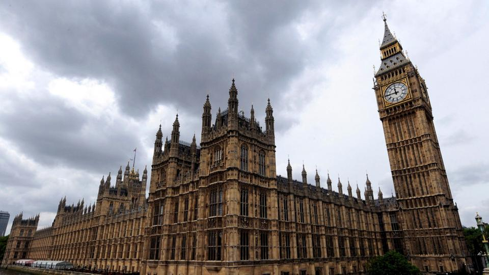"Das ""House of Parliament"" in London"